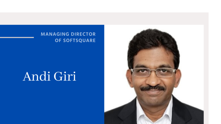 Interview Andi Giri - Managing Director of Softsquare